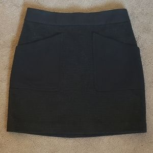 JCREW WOOL SKIRT.